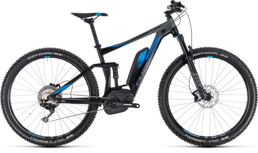 rower elektryczny Cube Stereo Hybrid