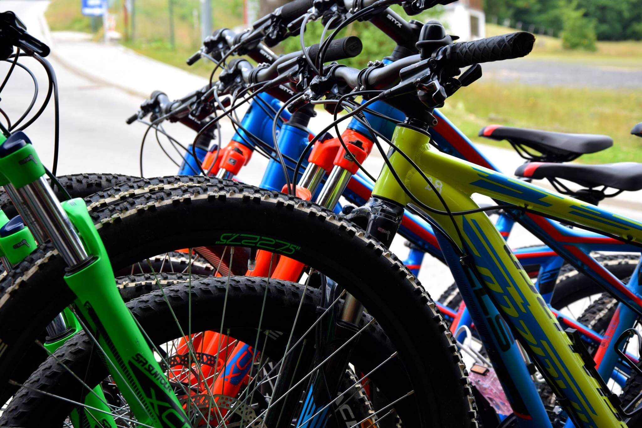 rowery górskie tom sport